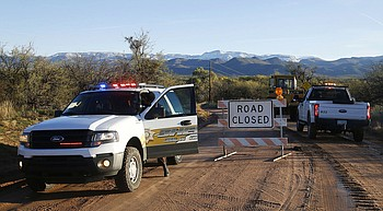 Search for girl in rural Arizona creek now a recovery effort photo