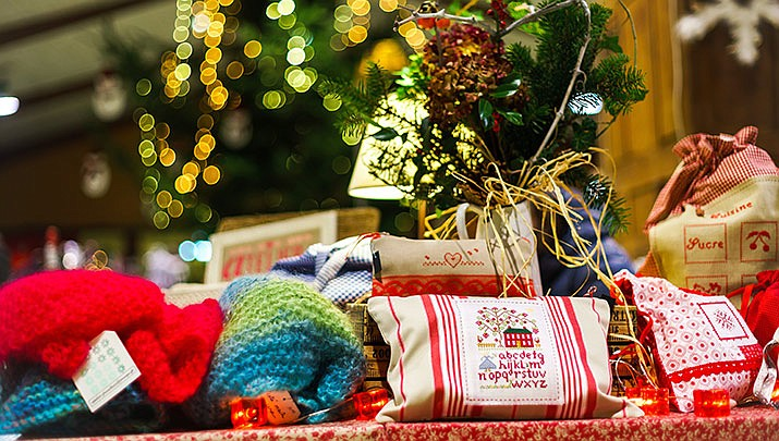 Mohave County employees and their families present the Mohave County 14th Annual Holiday Craft Fair at the Mohave County Administrative Building, 700 W. Beale St., 2nd floor from 9 a.m. to 2:30 p.m. on Friday, Dec. 6. (Stock image)