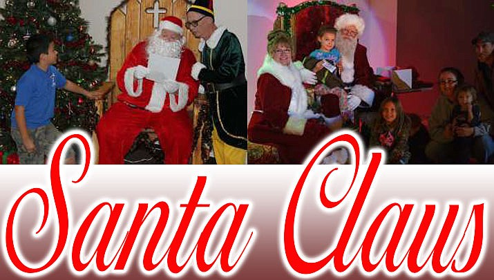 Santa and Mrs. Claus will hand out gifts to children at MCC Shines, the college's kickoff to the holiday season. (Photos courtesy MCC)