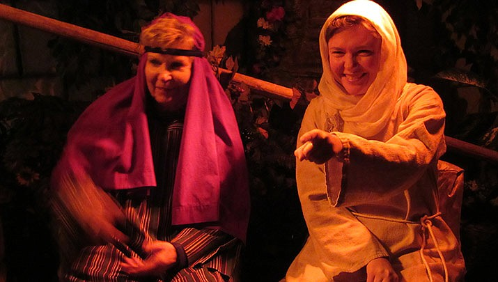 Walk through Bethlehem is an interactive guided tour where you can experience the sights, sounds and smells of Bethlehem over 2000 years ago. Located at American Lutheran Church, Fellowship Hall, 1085 Scott Drive in Prescott Dec. 4 through 8. (Courtesy, file)