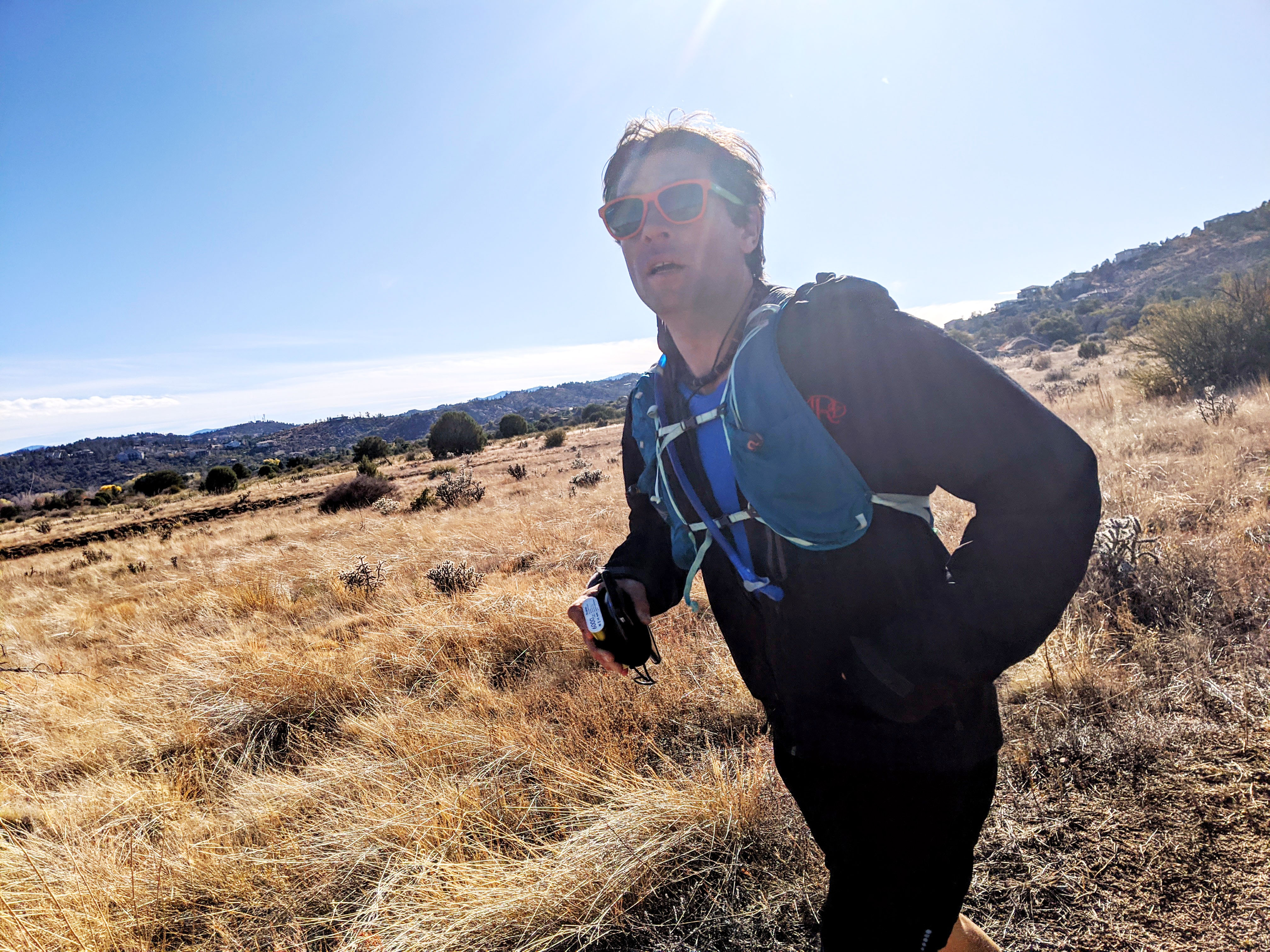 Achieving the 'impossible': Fire engineer runs 100 miles in 27 hours