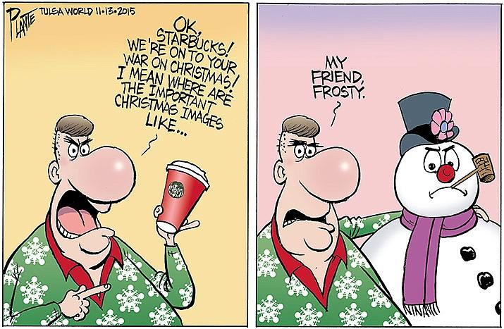 Editorial Cartoon | Dec. 4, 2019