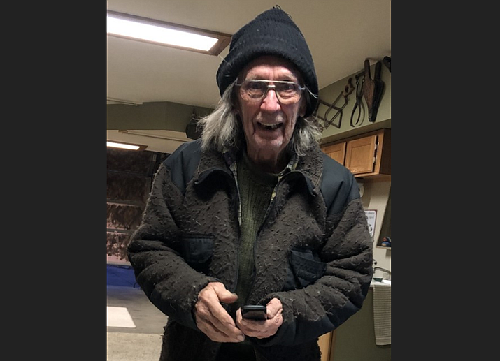 Charles Edward Hartlerode, 84, of Prescott has been reported missing since Nov. 25, 2019.(YCSO/Courtesy)