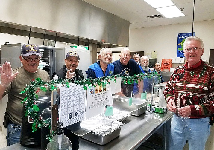 The 17th annual Community Holiday Dinner is set for Dec. 8. (Submitted photo)