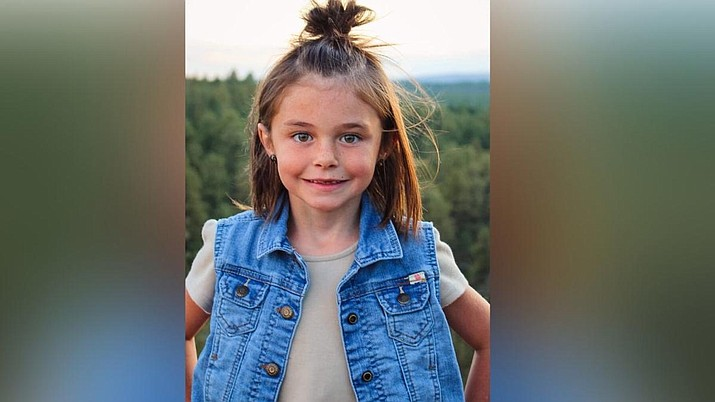6-year-old Willa Rawlings is still missing after the vehicle she was riding in was swept away by flood waters Nov. 29. (Photo courtesy of Rawlings family)
