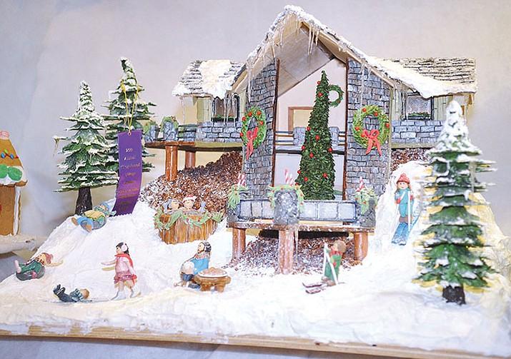 2019 Gingerbread Villag e, open 24/7 Saturday, Nov. 30, through Wednesday, Jan. 1., Lobby of the Prescott Resort & Conference Center, 1500 E. Highway 69. 928-776-1666.