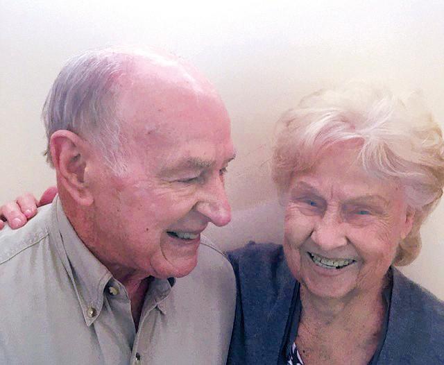 70th Wedding Anniversary: Bill and Tina Bryant