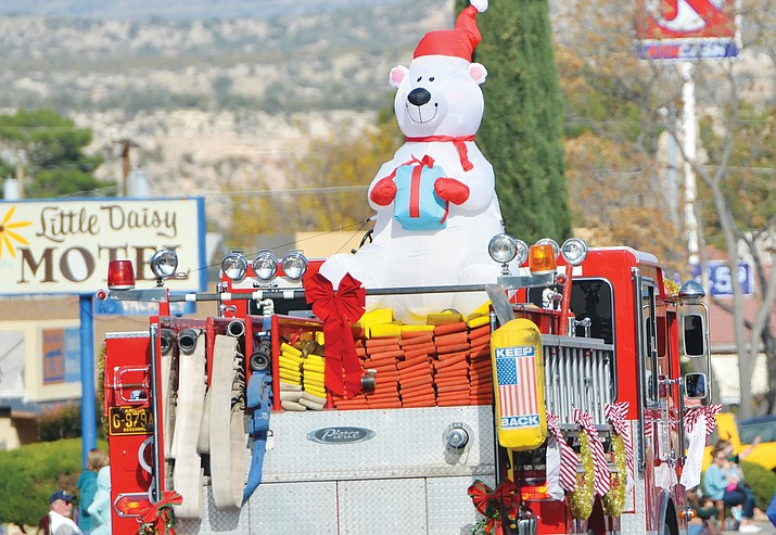 Cottonwood Christmas Parade