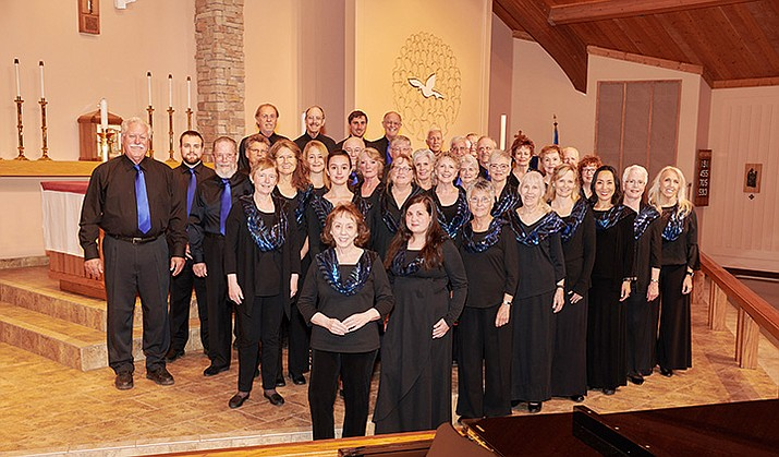 Prescott Chorale group. (Courtesy)