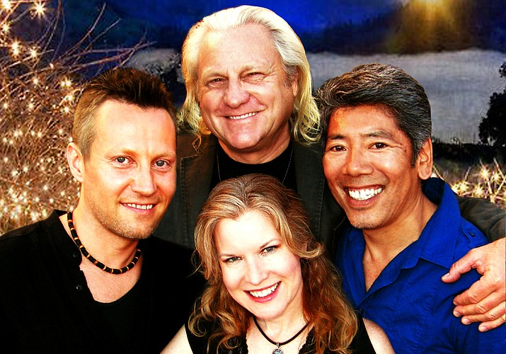 3MKi (aka Miller, Miller, Martin & Ki) delights audiences of all ages with their unique, high-energy renditions of classic & popular Christmas songs, blending flamenco, pop, rock, jazz, blues & classical styles. Known for their fun and passion, rich vocals and enthralling guitars - this band ignites the crowd with their dynamic shows.