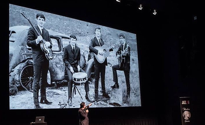 """Deconstructing The Beatles: The Birth of The Beatles"" will show in Sedona on Monday, Dec. 16 at 7 p.m. at the festival's Mary D. Fisher Theatre."