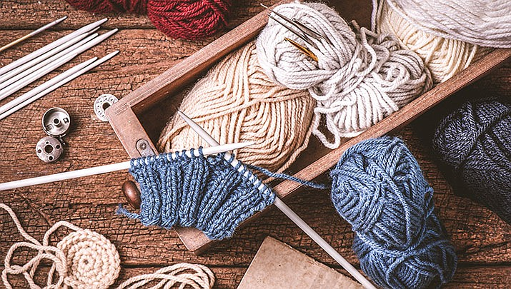 Crochet One, Knit Too! is being held at the Prescott Valley Public Library, 7401 E. Skoog Blvd., the first Saturday of the month in the 1st floor, Glassford Hill Room from 12:30 to 2:30 p.m. and every Monday in the 3rd Floor Crystal Room from 2 to 3:30 p.m. (Stock image)