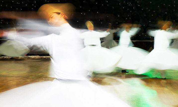 Rumi called his transition from the earth his wedding with eternity. People from all traditions came to honor him on his wedding day in the 13th Century.