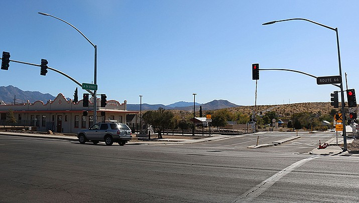 N. Fourth Street in Kingman will be partially closed starting Monday, and N. Third Street will be completely closed, for the beginning of the Andy Devine Avenue ADA improvement project. (Miner file photo)
