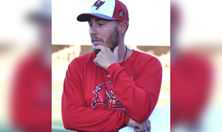 Robert Ortiz will not return as the Mingus Union head football coach in 2020. VVN file photo