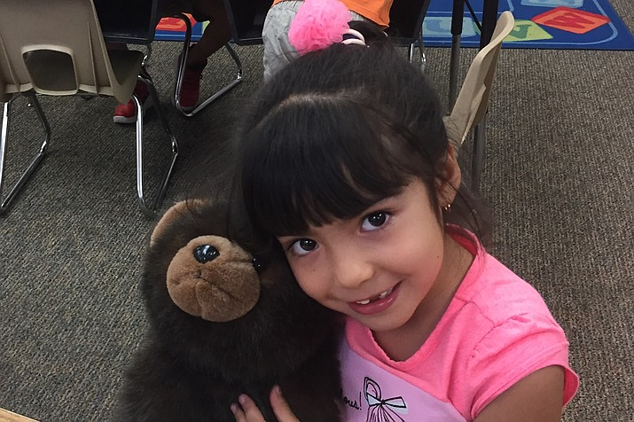We are so lucky to have Jayleen in our class. Jayleen always comes to school with a smile on her face, ready to learn. Her sense of humor keeps up smiling and helps make our day fun. (CVUSD/Courtesy)