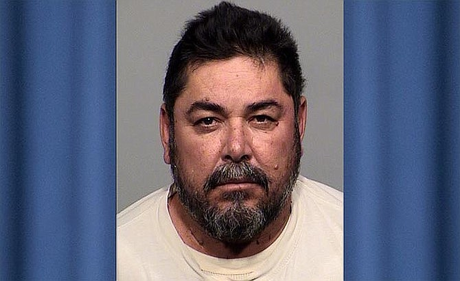 Eduardo Bojorquez-Obeso was arrested after a large amount of narcotics was found in his truck during a traffic stop in Camp Verde Dec. 4, 2019. (YCSO/Courtesy)