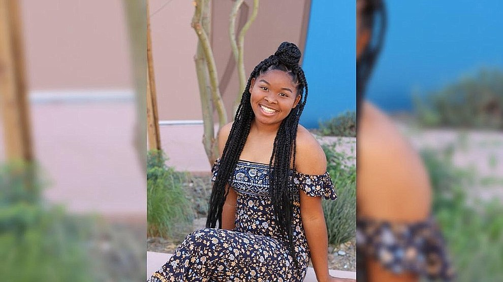 Imajanae is a young lady who knows what she wants. She stays active participating in cheerleading, dance and track. She enjoys doing hair and makeup and would love to attend Cosmetology school after high school. Get to know her at https://www.childrensheartgallery.org/profile/imajanae and other adoptable children at the childrensheartgallery.org.