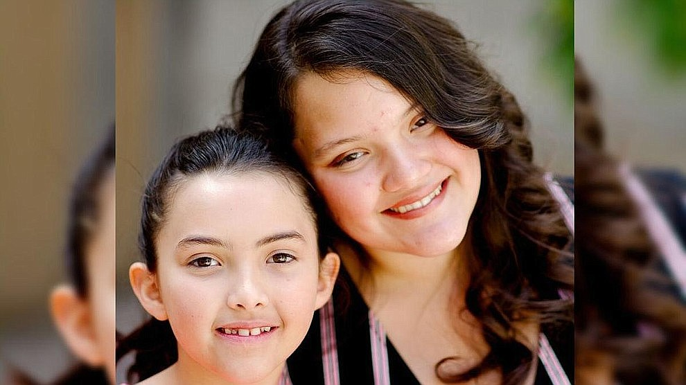 Jamie and Lilla are two sweet sisters who are also best friends. Jamie loves to give people hugs and make people laugh (she considers herself quite funny). Lilla is a multi-talented lady in school where she serves on the teen court jury, enjoys photography class and plays on the volleyball team. Her kindness is shared with everyone, especially her little sister. Get to know them at https://www.childrensheartgallery.org/profile/lilla-jamie and other adoptable children at the childrensheartgallery.org.