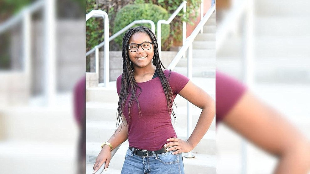 "Nicole is outgoing, smart, athletic and a real ""go-getter!"" Her favorite subject in school is math and is currently learning calculus. She is interested in computer engineering, physics and student council. When Nicole has some down time, she enjoys reading, skateboarding and playing sports with friends. Get to know her at https://www.childrensheartgallery.org/profile/nicole and other adoptable children at the childrensheartgallery.org."