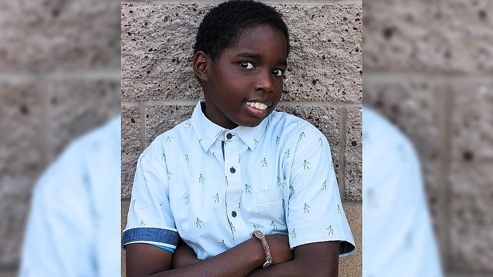 Tyris is energetic and loves sports! He likes to spend time outside playing basketball and swimming and would love to learn to roller-skate. He is proud of his grades at school, especially in math. After school he enjoys listening to music, playing video games and watching movies. Get to know him at https://www.childrensheartgallery.org/profile/tyris and other adoptable children at the childrensheartgallery.org.