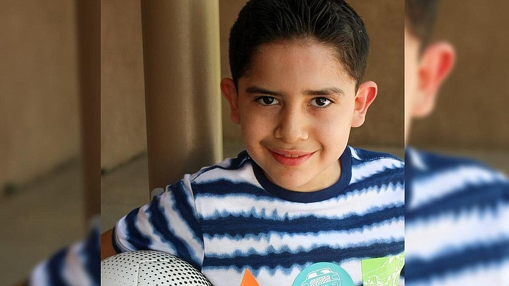 """Cristos is an active boy who loves spending time outside playing soccer or looking for lizards. He takes advantage of every opportunity to join in a science experiment at school. He'd love to """"build cool stuff"""" like a hover copper and a hover jet. Get to know him at https://www.childrensheartgallery.org/profile/cristos and other adoptable children at the childrensheartgallery.org."""