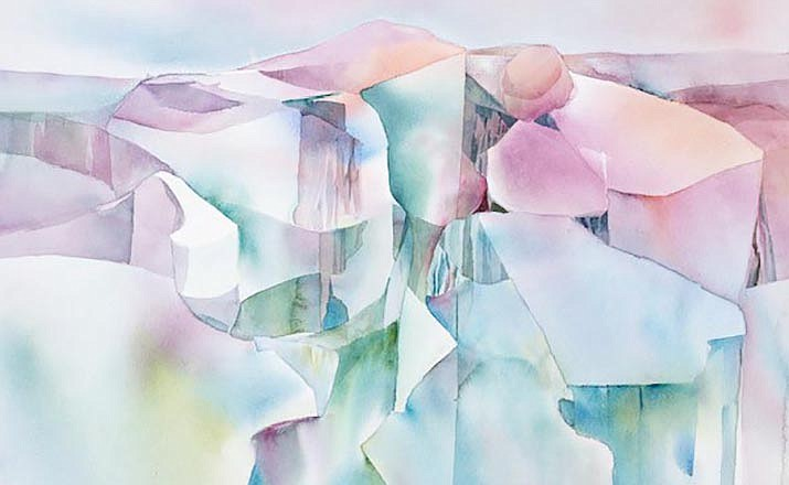 Through Jan. 26, the Northern Arizona Watercolor Society will accept entries for the 25th annual Watermedia Exhibition at the Sedona Arts' Center. Pictured, a watercolor painting by Barbara Nechis. Nechis is the exhibition's juror and judge.