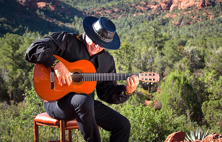 """Esteban is a world-renowned flamenco and classical guitarist. His name was given him by legendary classical guitarist Andres Segovia, who called him """"Esteban"""" during his years of study with the master in Spain (1974-1978) and in the United States."""