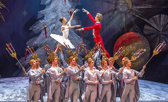 Christmas would not be complete without the enchanting tale of young Marie and her Nutcracker prince! E.T.A. Hoffmann's fairytale staged by Russian ballet master Yuri Grigorovich will transport children and adults alike to a world of magic and wonder for the holiday season.