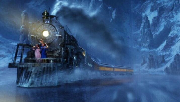 """See Robert Zemeckis' adaptation of Chris Van Allsburg's beloved children's book, """"The Polar Express"""" at the Elks Theatre & Performing Arts Center, 117 E. Gurley St. at 7 p.m. on Wednesday, Dec. 18. (Warner Bros.)"""