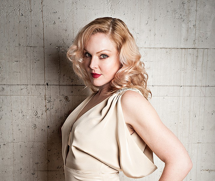 Storm Large comes to town Dec. 20 for a performance. (Yavapai College/Courtesy)