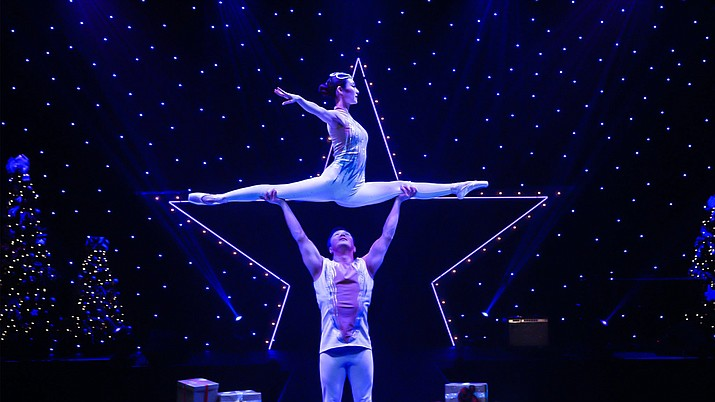 New Christmas Experience In Prescott 2020 Experience 'A Magical Cirque Christmas' on Dec. 27 | The Daily