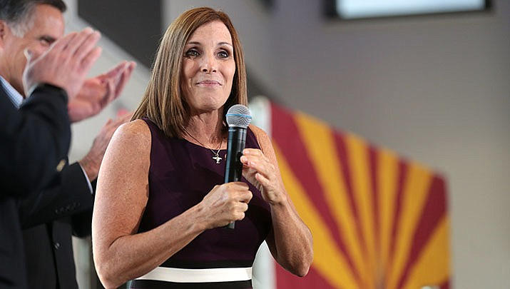 The bill was sponsored by U.S. Sen. Martha McSally (R-Arizona), according to a news release. It has already passed the House. (Courtesy)