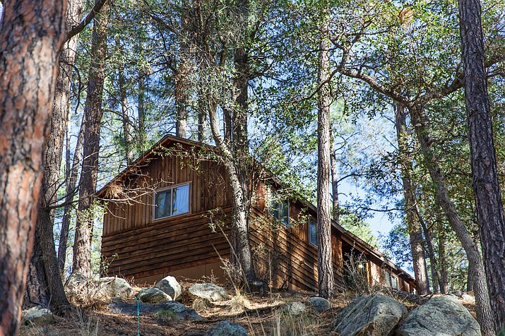 Friendly Pines has been voted as the best place to enjoy the outdoors in Arizona for 2019. (Friendly Pines/Courtesy)