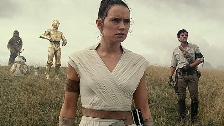 Review Star Wars The Rise Of Skywalker Is Relatively Entertaining Kingman Daily Miner Kingman Az