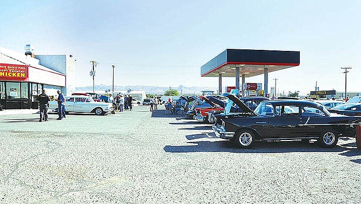 The 2019 K9 Car and Bike Show to benefit the Mohave County Sheriff's Office K9 program, will be held on Jan. 18, 2020, in Bullhead City. (Miner file photo)