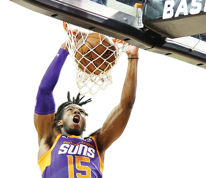 NAZ Suns games: Jan. 5 - 18