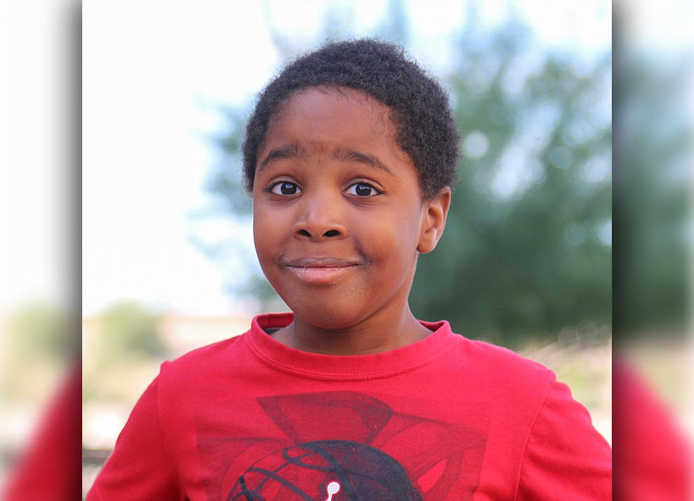 Marquell is one of the brightest kids you'll ever meet. He is fascinated by science and history and can tell you all about the tallest mountains, not only across the world, but the entire galaxy. Along with his unique and gifted mind, Marquell is also amazingly polite and sweet with an unbelievable laugh. Get to know him at https://www.childrensheartgallery.org/profile/marquell and other adoptable children at the childrensheartgallery.org.