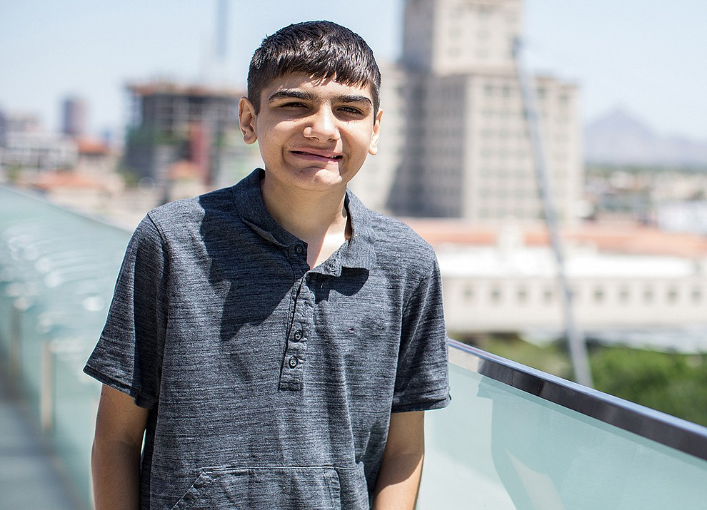 Danny loves being social and is always looking for ways to entertain himself. Along with being around others, he enjoys drawing, using the internet and playing detective. Danny would love to use his detective skills as an FBI agent one day. Get to know him at https://www.childrensheartgallery.org/profile/danny and other adoptable children at the childrensheartgallery.org.