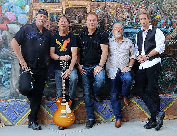 South Of Winslow, an Eagles tribute band, are part of the diverse lineup slated for the Cottonwood's Old Town Center for the Arts Winter Concert Series.