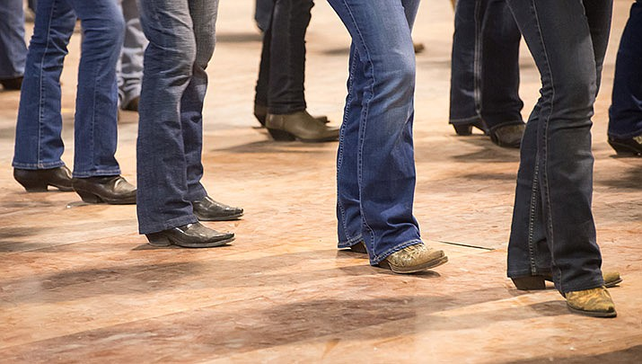 Take an intermediate line dance class at Kathryn Heidenreich Adult Center, 1776 Airway Ave. in Kingman from 1 to 3 p.m. on Monday, Jan. 13. (Stock image)