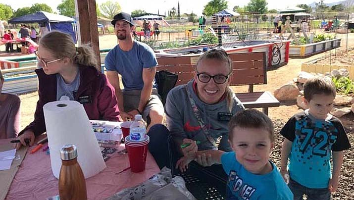 Dig it Kingman Community Garden will hold a story time for children on Friday, Jan. 10, 2020. (Courtesy photo)