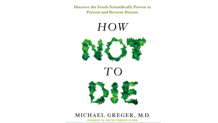 """""""How Not to Die"""" video cooking tips and samples, Jan. 11"""