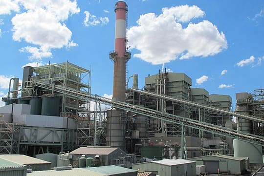 Cholla Power Plant (Photo: Arizona Public Service Co.)