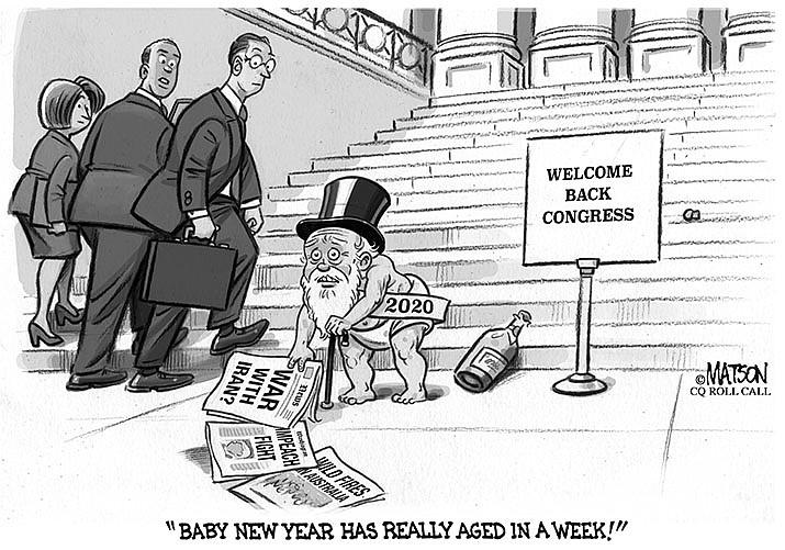 Editorial Cartoon | Jan. 10, 2020