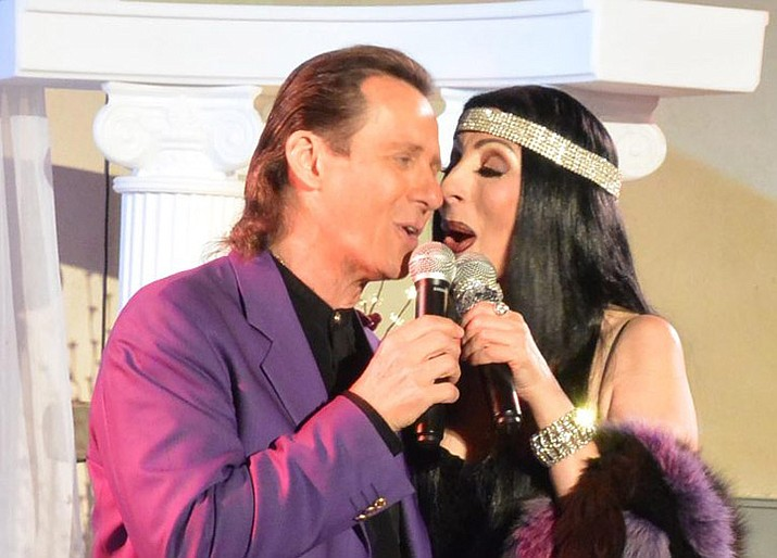 "Tad Management is bring ""The Time of Your Life — Ultimate Cher & Bill Medley"" tribute show to the Elks Theatre and Performing Arts Center for a 7 p.m. performance Friday, Jan. 17. (TAD Management/Courtesy)"