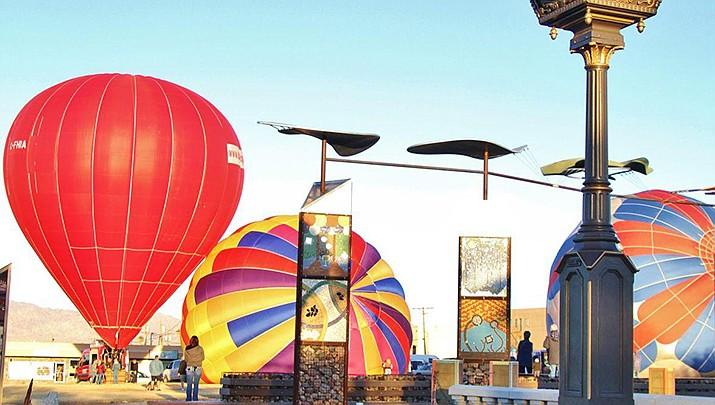 The 10th annual Havasu Balloon Festival & Fair will be held through Sunday at Lake Havasu State Park. (Today's News-Herald photo)
