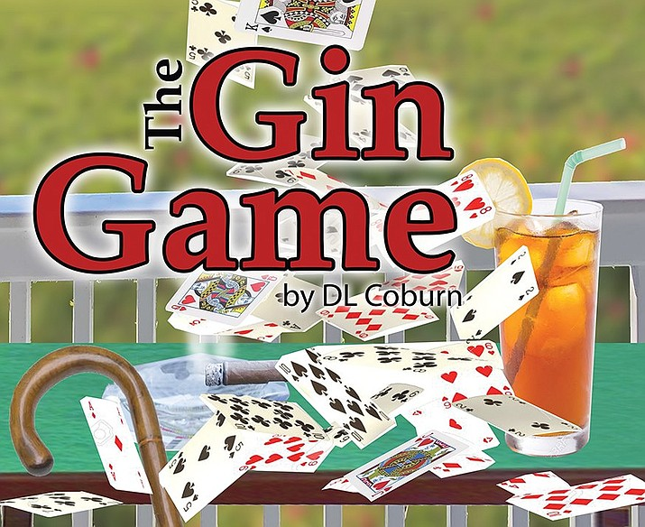 "Twelve performances of ""The Gin Game"" will take place at the Prescott Center for the Arts, 208 N. Marina from Jan. 16 through Feb. 2. (Prescott Center for the Arts)"