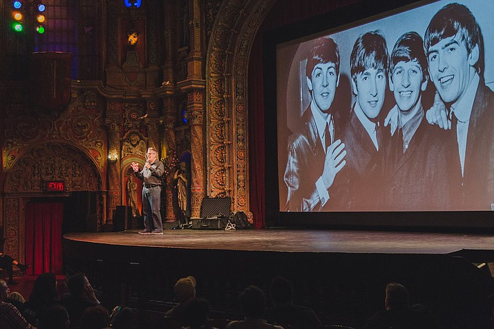 "Sedona International Film Festival will be the official host of ""Deconstructing the Beatles"", joining hundreds of theatres around the country for this special series. ""Deconstructing the 1963 Beatles"" will show in Sedona on Monday, Jan. 20 at 7 p.m. at the festival's Mary D. Fisher Theatre."