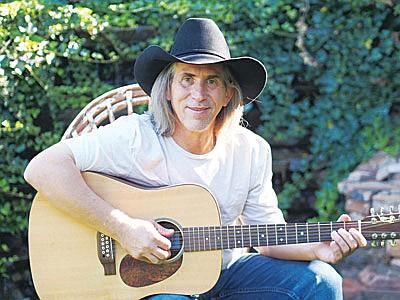 Long-time Sedona singer-songwriter David Harvey.